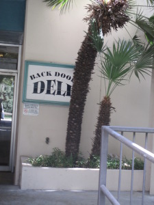Back Door Deli 009